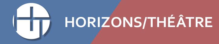 Horizons/Théâtre