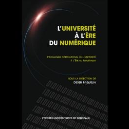 Université à l'ère du numérique (L')