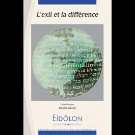 Eidôlon 90 : Exil et la différence (L')