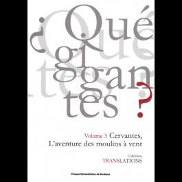 Cervantes, L'aventure des moulins à vent (Vol. III)