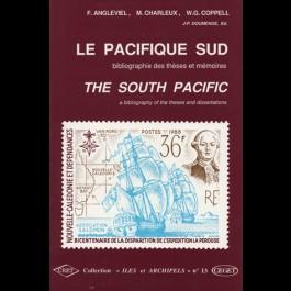 Pacifique Sud, bibliographie des thèses et mémoires (Le), n° 13