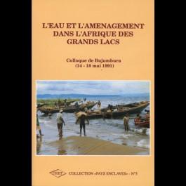 Eau et l'aménagement dans l'Afrique des Grands lacs (L'), n° 5