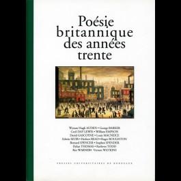 Poésie britannique des années trente