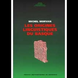 Origines linguistiques du basque (Les)