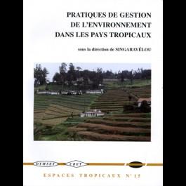 Pratiques de gestion de l'environnement dans les pays tropicaux, n° 15