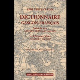 Dictionnaire gascon-français