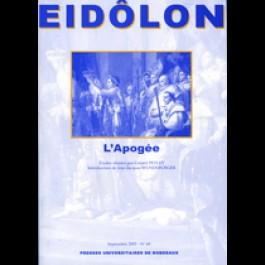 Eidôlon 69 : Apogée (L')