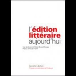 Edition littéraire aujourd'hui (L')