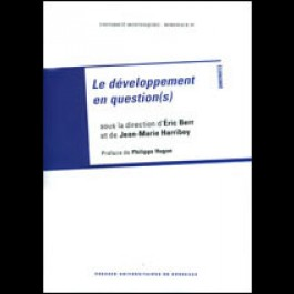 Développement en question(s) (Le)