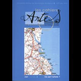 Où est l'artiste ? - Les Cahiers d'Artes n°3