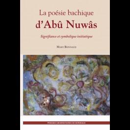 Poésie bachique d'Abû Nuwâs (La)