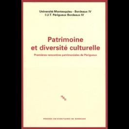 Patrimoine et diversité culturelle