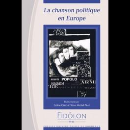 Eidôlon 82 : La chanson politique en Europe