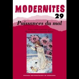 Puissances du mal - Modernités 29