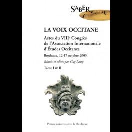 Voix Occitane  (La) (2 tomes)