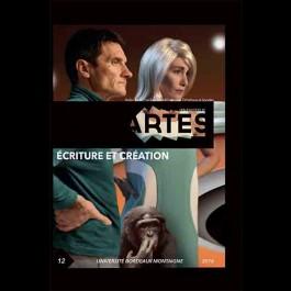 Écriture et création - Les Cahiers d'Artes n°12