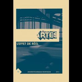 L'effet de réel - Les cahiers d'Artes n°10