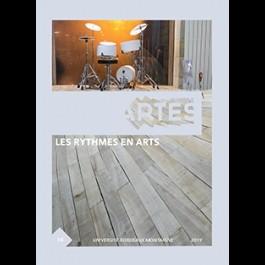 Les rythmes en arts - Les cahiers d'Artes n°14
