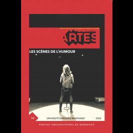 Les scènes de l'humour - Les Cahiers d'Artes 16