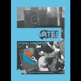 Utopies concrètes - Les Cahiers d'Artes n°11