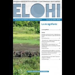 Vie signifiante (La) - ELOHI N°3