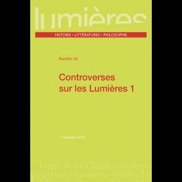 Controverses sur les Lumières 1 – Lumières 33