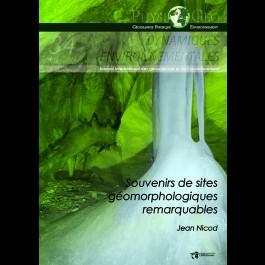 Souvenirs de sites géomorphologiques remarquables - Dynamiques Environnementales 34