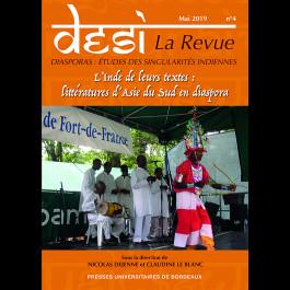 L'Inde de leurs textes : littératures d'Asie du Sud en diaspora – DESI n° 4