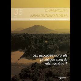 Conservation de la nature et dynamiques agricoles dans le territoire d'un Parc National : difficile convergence - Article 7