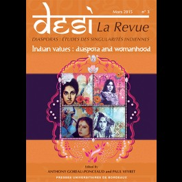 Indian values: diaspora and womanhood - DESI n°3