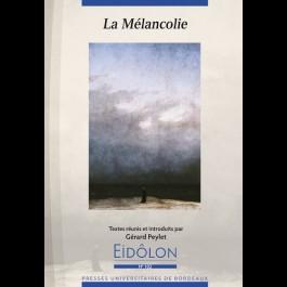 Eidôlon 102 - La Mélancolie