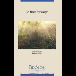 Eidôlon 118 - Le Bon Passage
