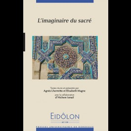 Eidôlon 119 - L'imaginaire du sacré