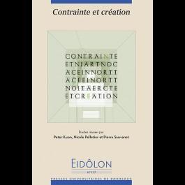 Eidôlon 117 - Contrainte et création