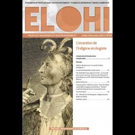 Invention de l'indigène écologiste (L') - ELOHI N°4