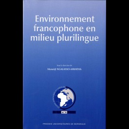 Variation linguistique et fonctions : questions autour de la camerounisation du français dans des feuilletons télévisés nationaux - Article 14