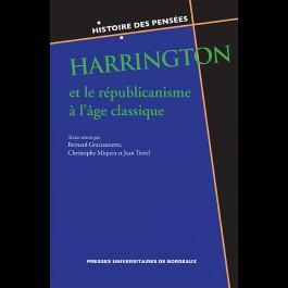 Harrington et le républicanisme à l'âge classique
