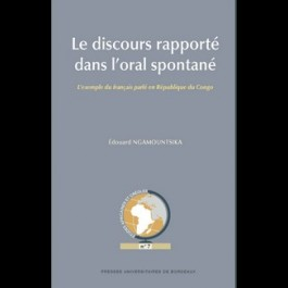 Le français en république du Congo - Article 1