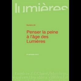 Les Lumières pénales dans les républiques francophones de l'Helvétie - Article 2