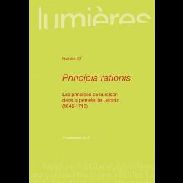 Principia rationis. Les principes de la raison dans la pensée de Leibniz (1646-1716) - Lumières 29