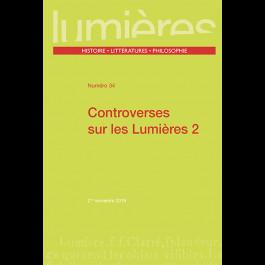 Controverses sur les Lumières 2 - Lumières 34