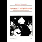 Déviance et transgression dans la littérature et les arts britanniques, Annales du GERB, 7