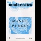 Mondes perdus – Modernités 3