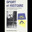 Sport et histoire, 1, nouvelle série