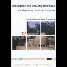 Géographie des espaces tropicaux : une décennie de recherches françaises, n° 12