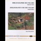 Bibliographie Générale sur les monts Nilgiri de l'Inde du sud (1603-1996), n° 14