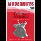 Poétiques de l'instant – Modernités 10