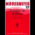 Frontières de la fiction, n° 17