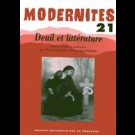 Deuil et littérature – Modernités 21