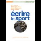 Ecrire le sport